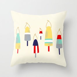 Buoyancy Throw Pillow