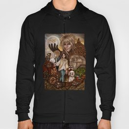 Labyrinth Tribute Hoody