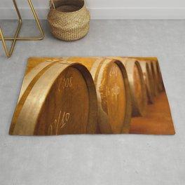 Sicilian Wine Casks Rug