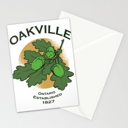 Oakville Ontario - Canada Stationery Cards