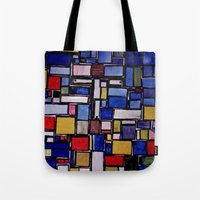 christ Tote Bags featuring JESUS CHRIST! by JANUARY FROST