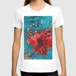Lion Fish T-shirt