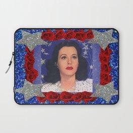 Ziegfeld Girl - Hedy Lamarr - Screen Siren  Laptop Sleeve