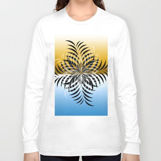 color leaf 1 Long Sleeve T-shirt