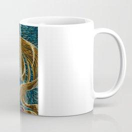Usagi and the Starry Night Coffee Mug