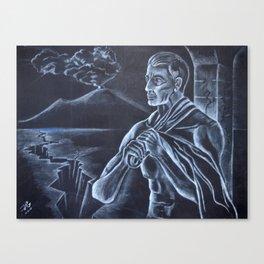 UNAWARE Canvas Print