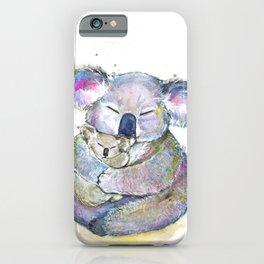 Kuddly Koalas iPhone Case