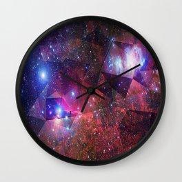 ESCAPISM Wall Clock
