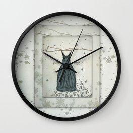 True Love Fairy Dress Wall Clock