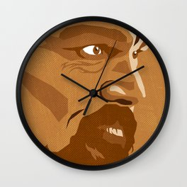 Quentin Tarantino's Plot Movers :: Django Unchained Wall Clock