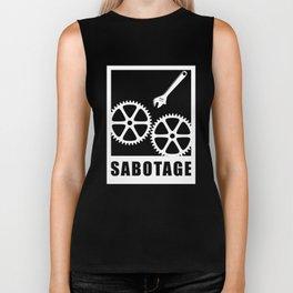 Sabotage Biker Tank