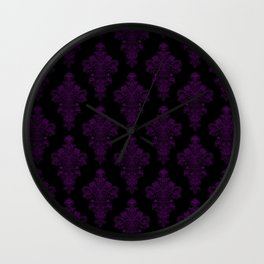 Shannon's Wedding Wall Clock