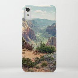 Kevin Russ x Parks Project - Zion National Park iPhone Case