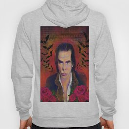 Nick Cave and Blood Roses Hoody