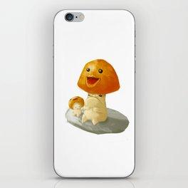 Happy Cap iPhone Skin