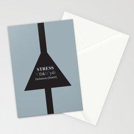 F*Stress Stationery Cards