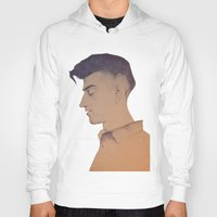 alex turner Hoodies featuring Alex Turner by tangledribbons