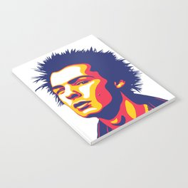 Sid Vicious Notebook