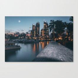 Singapore #society6 #decor #buyart Canvas Print