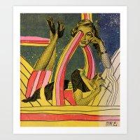 Unnatural Selection Art Print
