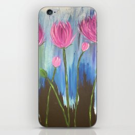 The LIly Pond iPhone Skin