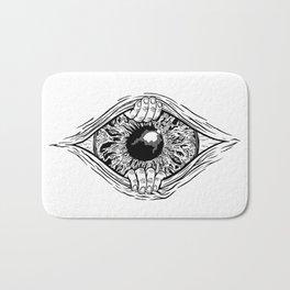 Eye Opening Bath Mat