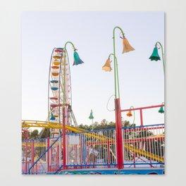 Ferris Wheel 3 Canvas Print