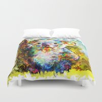 koala Duvet Covers featuring Koala  by ururuty