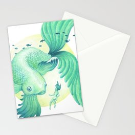Big Fish Stationery Cards