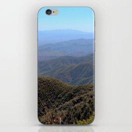 Four Peaks iPhone Skin