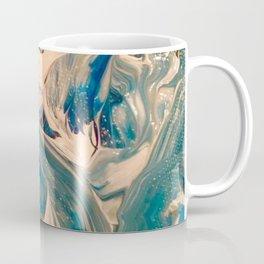 Ocean Swirl Coffee Mug