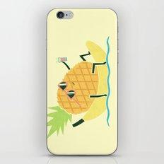 Summer Chillin iPhone Skin