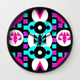 Pac-Man Fever!!  Wall Clock