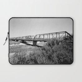 Salinas River Bridge, Monterey County, California Laptop Sleeve