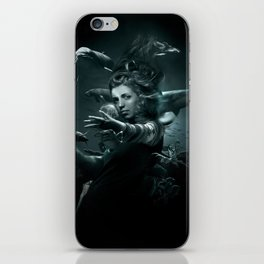 Force of Nature iPhone Skin