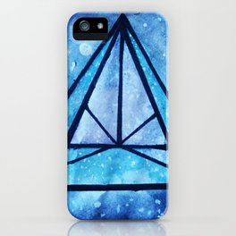 Into the Abyss II iPhone Case