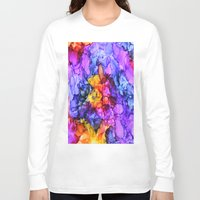 lolita Long Sleeve T-shirts featuring Lolita by Claire Day