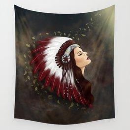 LANA'S DREAM Wall Tapestry