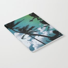 Palmtrees Hawaii Notebook