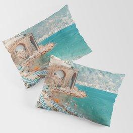 Atrani Beach Pillow Sham