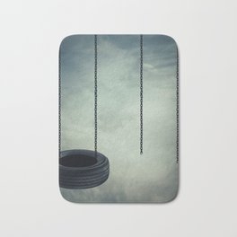 Whole and broken Swing Bath Mat