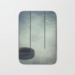 Whole and broken Swing Bath Mat