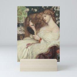 Dante Gabriel Rossetti 1828-1882 LADY LILITH Mini Art Print