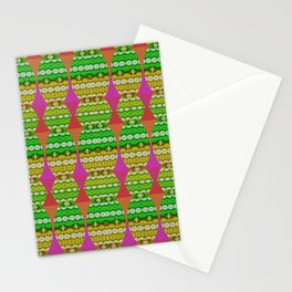 Psychedelic Studio No. 6 Stationery Cards