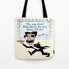 Groucho forever Tote Bag