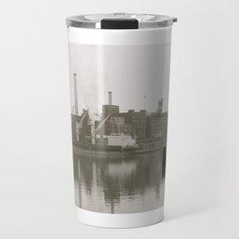 baltimore harbor Travel Mug