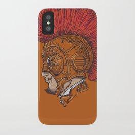 Steampunk-Punk iPhone Case