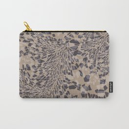 Abstract Geo Carry-All Pouch
