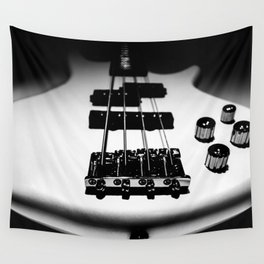 Bass Lines Wall Tapestry