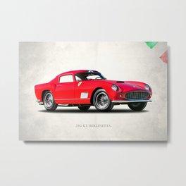 The 250 GT Berlinetta Metal Print